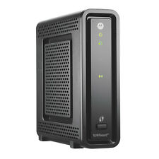 MOTOROLA DOC 3.0 SBG6580 Wifi N Router COMCAST/XFINITY  RCN, MEDIACOM Modem TWC