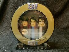 Elvis Presley Limited Edition PEZ Dispensers with CD NEW SEALED