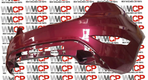 FORD FIESTA 2008 - 2017 NEW REAR BUMPER WITHOUT PDC  HOT MAGNETA