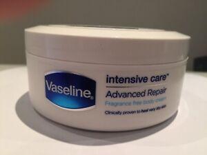 Vaseline Intensive Care Body Cream, Advanced Repair 250ml