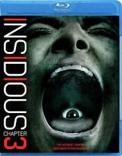 Insidious: Chapter 3 / INSIDIEUX CHAPITRE 3  (Blu-ray Disc, 2015, Canadian)