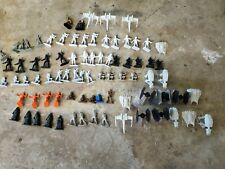 Hasbro Star Wars Command Army Men Mini Figures 2014 Lot of 80+ At at Vader Tie