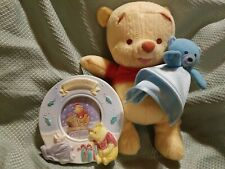 """Disneys Fisher price My First """"Winnie the Pooh"""" Bear 2005 Collectors Edition"""