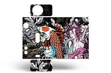 Skin Wrap For Hana Modz DNA30 Box Vapor Decals Vinyl Skins Stickers TSUNAMI