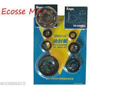 HONDA CR500 1989-2001 KOYO Crank Bearings Engine Seal Kit