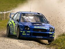 Kyosho Superten FW03 FW04 Subaru Impreza WRC body HPI Super NItro RS4 TR15 Rally