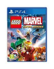 LEGO Marvel Super Heroes PS4 - NUOVO SIGILLATO ITALIANO