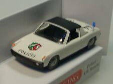 Wiking VW Porsche 914 POLIZEI NRW - 864 37 - 1:87