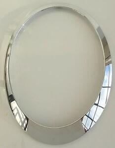 Genuine NEW MINI O/S Drivers Headlight Trim Ring for R56 R55 R57 R58 - 7149906