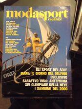 MODA SPORT VACANZE N°35 1981 RIVISTA STYLE VINTAGE FASHION
