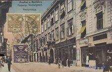 SLOVAQUIE POZSONY VENTURGASSE VENTURUTCZA 16707