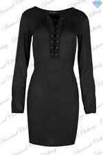 Vestiti da donna corsetto nero taglia S