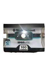 Black diamond head torch 160