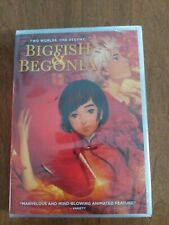 Big Fish and Begonia: Two Worlds One Destiny (Dvd)