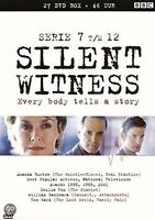 SILENT WITNESS : SERIES 7 8 9 10 11 & 12 CAJA - DVD - PAL Region 2 - Nuevo