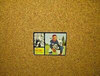 1962 Topps Football #43 Dick Bielski (Dallas Cowboys)