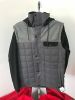 2019 NWT 686 Bedwin Snow Insulated Jacket Snowboard Mens L Large Charcoal ra16