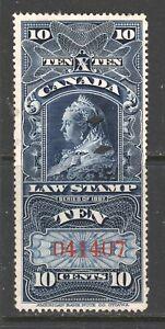 CANADA REVENUE SUPRERME COURT  FSC 7   USED