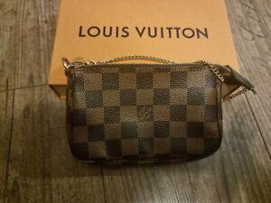 Louis Vuitton Mini Pochette Accessoires 100% Original Neu!!!