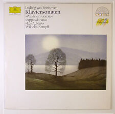 "12"" LP - Ludwig van Beethoven - Piano Sonatas ""Waldstein""  - B2898"