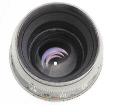 Wollensak Fastax Pro Raptar 75mm f2.3 Military Grey Nikon SLR mount  #C77277