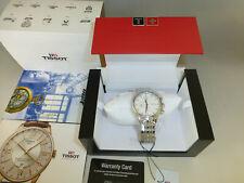 Swiss Tissot Mechanical Chronograph Automatic Man Watch Brand New (Watch Video)
