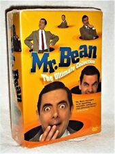Mr Bean The Ultimate Collection (DVD, 2003, 7-Disc) Rowan Atkinson sketch comedy