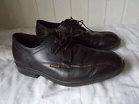 Chaussures de ville à lacets derby cuir marron MEPHISTO 7.5EUR 41 8us