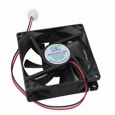 12V 2Pin 92mm x 92mm x 25mm DC Brushless PC Computer Cooling Industry IDE Fan