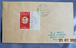 VATICAN Poste 1960 Single Stamp 15 Lire (other Stamps/FDCs Available)