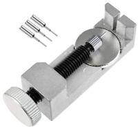 BG_ Metal Adjustable Watch Band Strap Bracelet Link Pin Remover Repair Tool Kit