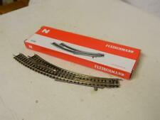 Fleischmann N Gauge Right Hand Curve Points 9169