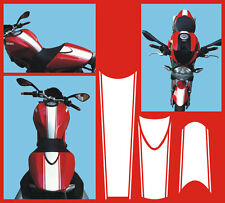 Ducati 696 perfili adesivi/adhesives/stickers/decal
