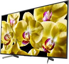 """Sony BRAVIA KD-49XG8096 SMART LED TV 4K UHD 123 cm """"49"""" Schwarz Android TV NEU"""