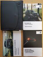 GENUINE BMW X6 (F16) HANDBOOK NAVI AUDIO OWNERS MANUAL 2014-2017 PACK C-250