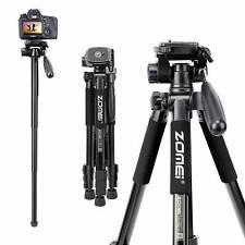 Zomei Q222 Kamerastativ Aluminium Stativ Einbeinstativ Für Canon Sony Nikon DSLR