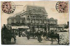 CPA - Carte Postale - France - Cherbourg - Grand Théâtre - 1916 (M7148)