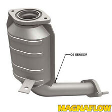 2005-2007 Ford Freestyle 3L Front CATS Magnaflow Direct-Fit Catalytic Converter