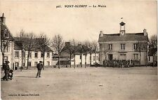 CPA   Pont-Scorff - La Mairie   (431164)