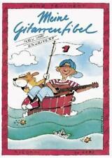 Meine Gitarrenfibel Band 1 von Heinz Teuchert (1994, Geheftet)