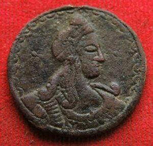 Ancient bronze religious artifact