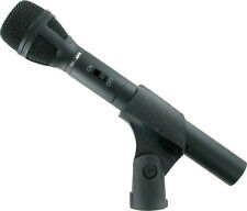 High Output Dual Power Pro Vocal Condenser Microphone Studio Instrument Mic