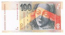 100 KORUN SLOVAKIA 1993