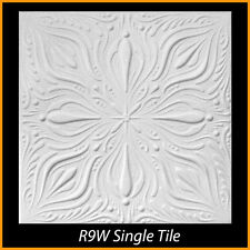 Ceiling Tiles Glue Up Styrofoam 20x20 R9 White lot of 100 pcs 270 sq ft