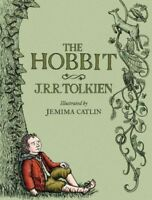 Hobbit : Or There and Back Again, Hardcover by Tolkien, J. R. R.; Catlin, Jem...