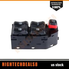 Master Power Window Switch Driver Side Front Auto Down for Chevy Malibu Cutlass
