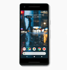 Google Pixel 2 128GB/4GB Unlocked Smartphone Clearly White  XK