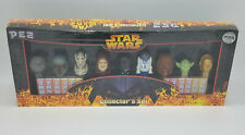 NEW Star Wars PEZ Collector's Set Limited Edition with 9 Dispensers #961 SEALED