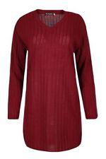 Unbranded Winter V-Neck Dresses for Women