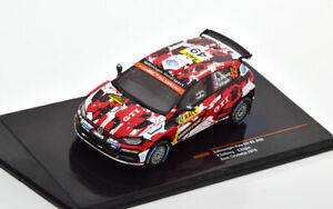 1:43 Ixo VW Polo GTI R5 #49, Rally Catalunya Engan/Solberg 2018